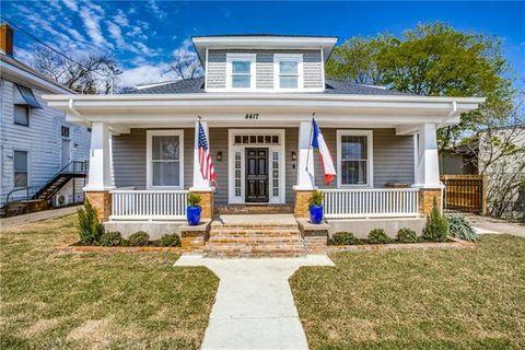 Photo of 4417 Worth St, Dallas, TX 75246