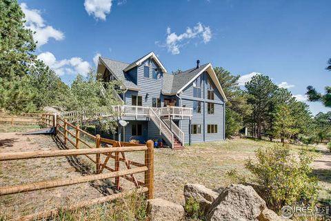 Photo of 162 Ranch Rd, Ward, CO 80481