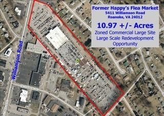 5411 Williamson Rd Nw Roanoke VA 24012 Recently Sold Land Sold