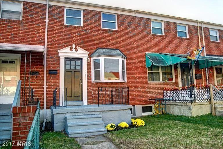 8221 Kavanagh Rd, Baltimore, MD 21222
