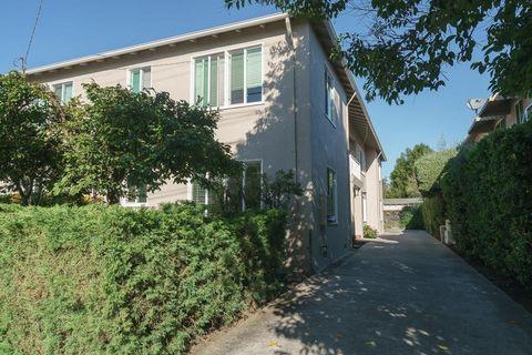 860 Live Oak Ave Apt 4, Menlo Park, CA 94025