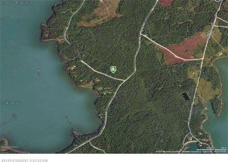 Harrington Maine Map.21 Woodpecker Ln Harrington Me 04643 Realtor Com