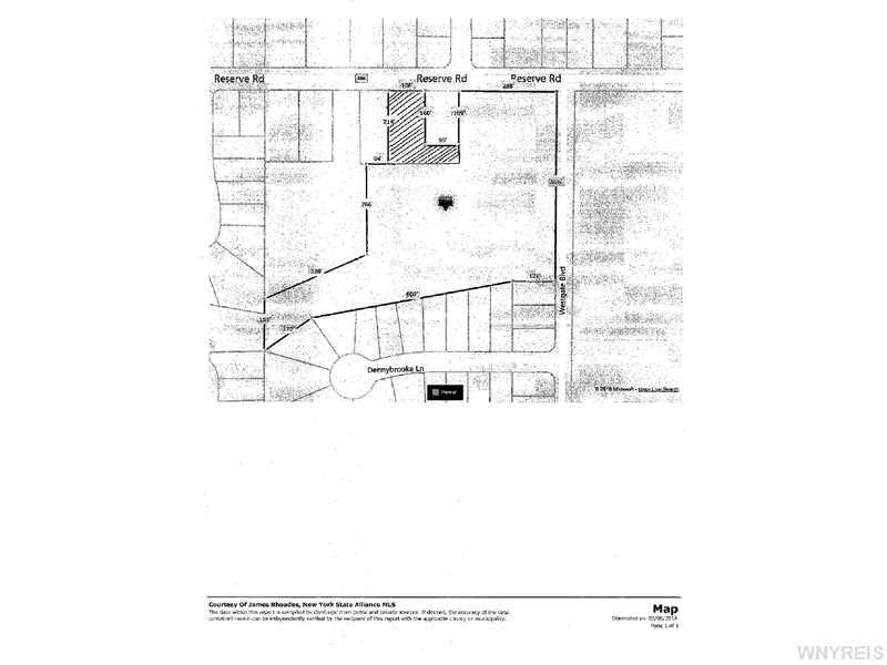 Erie County Property Survey