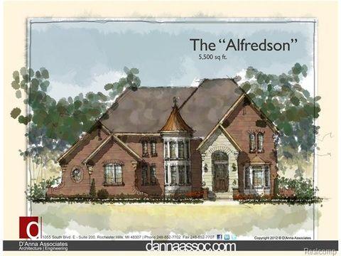 37651 Hidden Valley Ct, Clinton Township, MI 48036