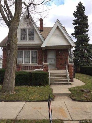 7226 Piedmont St, Detroit, MI 48228