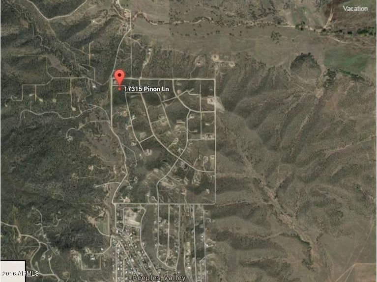 17315 s pinon ln yarnell az 85362 land for sale and real estate listing