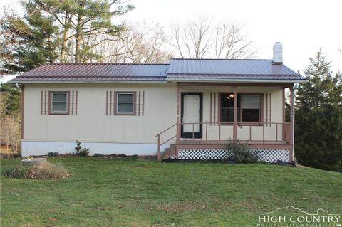 780 Flat Rock Rd, Crumpler, NC 28617