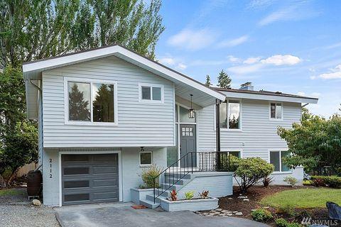 Hidden Cove Estates, Bainbridge Island, WA Recently Sold