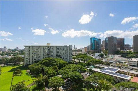 1515 Nuuanu Ave Apt 953, Honolulu, HI 96817