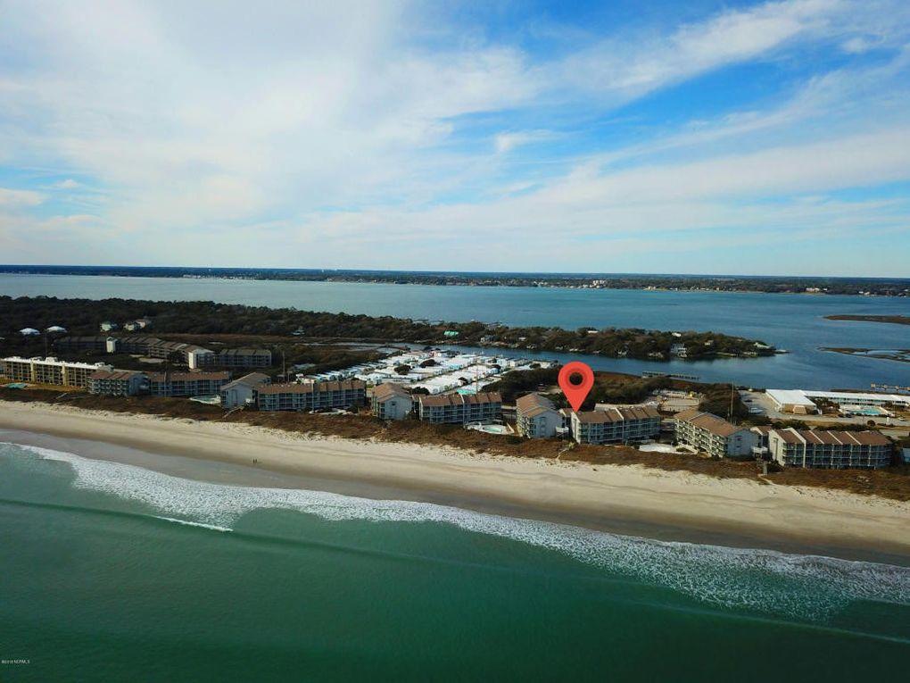 W Fort Macon Rd Unit  Atlantic Beach Nc