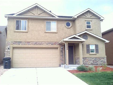 2646 Winterbourne St, Colorado Springs, CO 80910