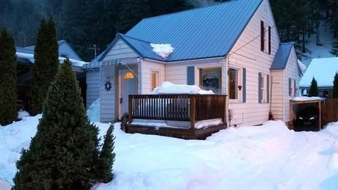 60022 Silver Valley Rd, Wallace, ID 83873