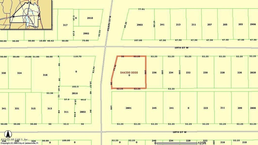 Pearl st jacksonville fl 32206 land for sale and real estate
