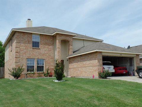Photo of 11932 Shine Ave, Rhome, TX 76078