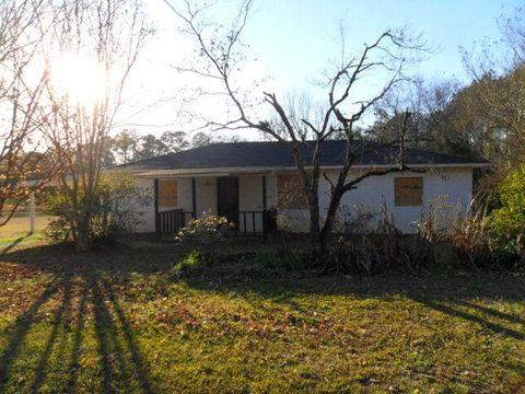 30065 Good News Chapel Rd, Dozier, AL 36028
