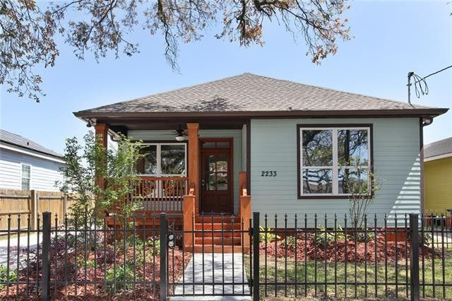 Pleasant 2233 St Bernard Ave New Orleans La 70119 Home Interior And Landscaping Synyenasavecom