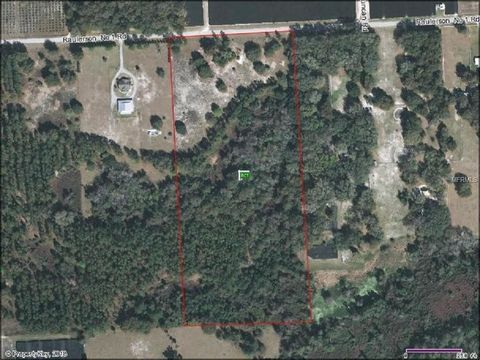 Photo of 525 Raulerson Rd, Seville, FL 32190