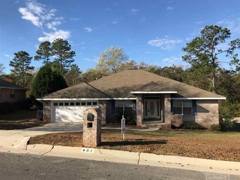 461 Turnberry Rd, Cantonment, FL 32533