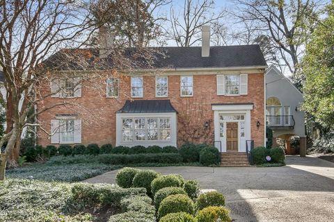 Pleasing Historic Brookhaven Atlanta Ga Real Estate Homes For Download Free Architecture Designs Grimeyleaguecom