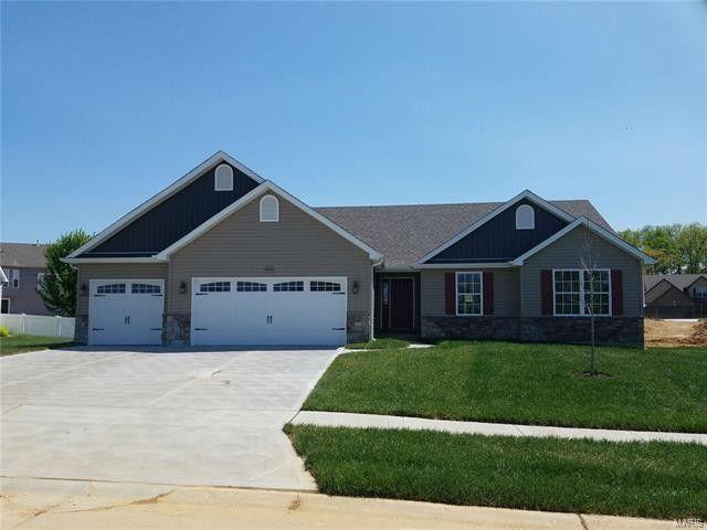 Stone Ridge Cyn Lot 682, Wentzville, MO 63385