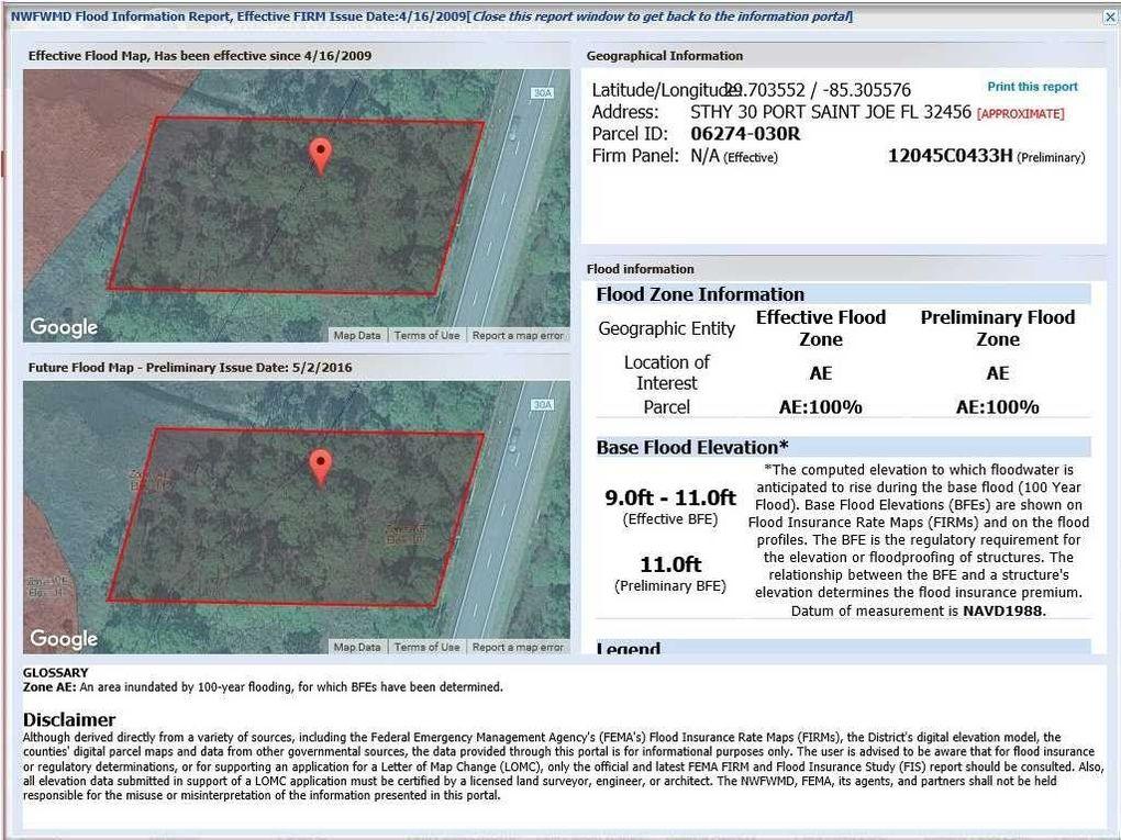 St Joe Florida Map.State Rd 30 A Port Saint Joe Fl 32456 Realtor Com