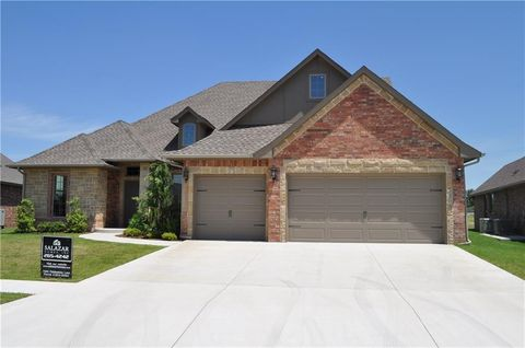 11204 Fiddlesticks Ln, Yukon, OK 73099