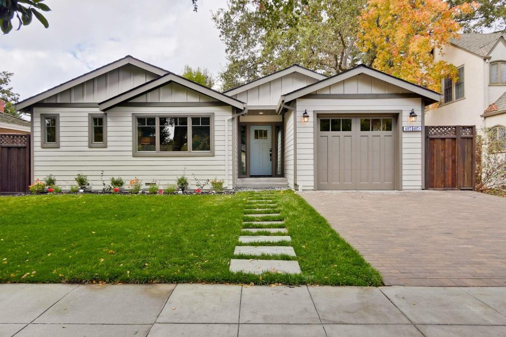 407 Laurel Ave, Menlo Park, CA 94025