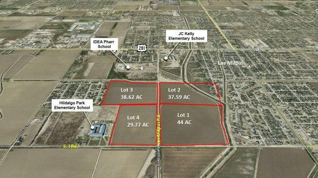Pharr Tx Zip Code Map.Las Milpas Rd Pharr Tx 78577 Land For Sale And Real Estate