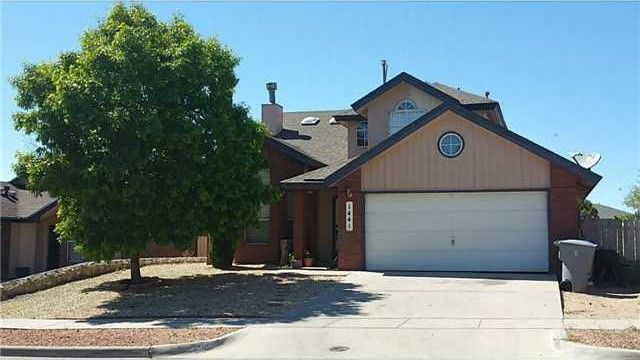 1441 plaza verde dr el paso tx 79912 for New homes el paso tx west side