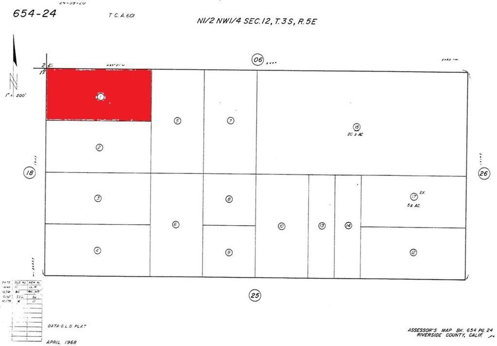 Desert Hot Springs California Map.Bennett Rd Desert Hot Springs Ca Land For Sale And Real Estate