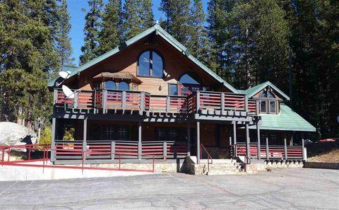 21728 Donner Pass Rd, Soda Springs, CA 96161