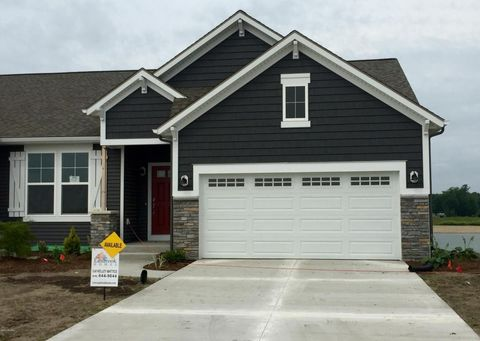 Affordable New Homes In Allendale Mi