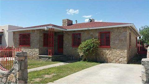 3811 La Luz Ave, El Paso, TX 79903
