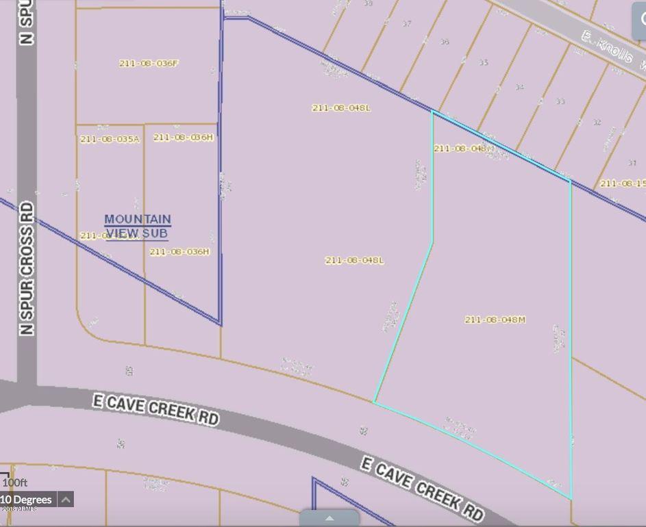 6032-b E Cave Creek Rd Lot 2, Cave Creek, AZ 85331 - Land For Sale on