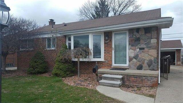 33432 Kathryn St Garden City Mi 48135 Home For Sale