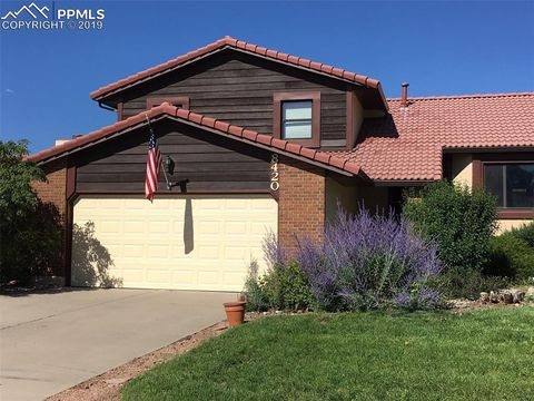 Photo of 8420 Stratus Dr, Colorado Springs, CO 80920