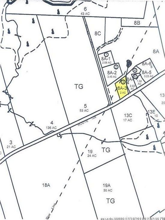 Litchfield Maine Map.1177 Lewiston Rd Litchfield Me 04350 Land For Sale And Real