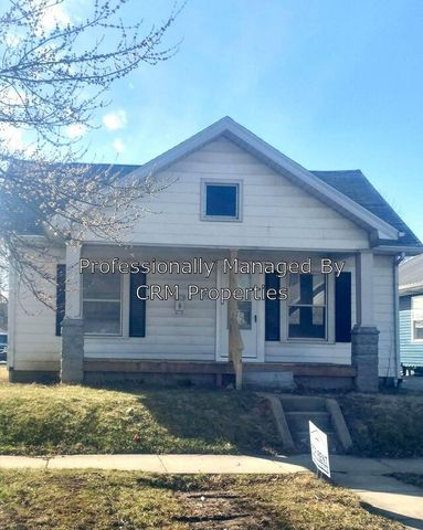 Photo of 1229 S Delphos St, Kokomo, IN 46902