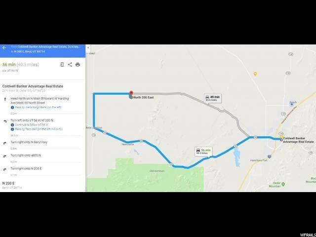 Beryl Utah Map.Mls M2283979649 In Beryl Ut 84714 Home For Sale And Real Estate