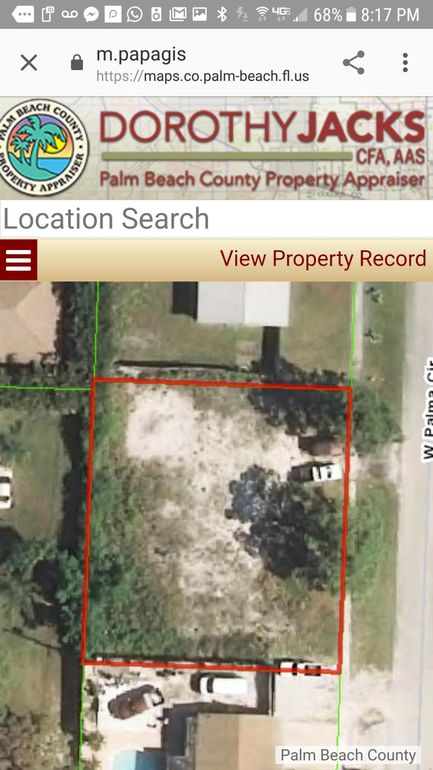 west palm beach county property records search