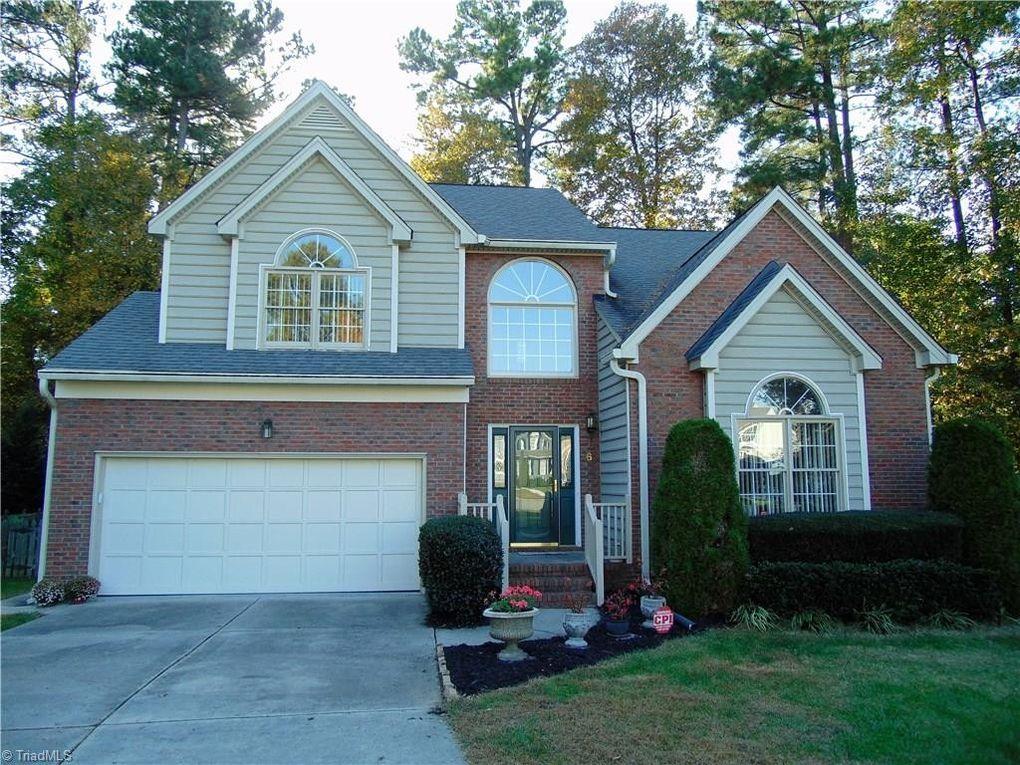 6 Coopers Ridge Ct, Greensboro, NC 27407