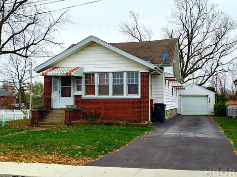 117 Northview Ave, Findlay, OH 45840