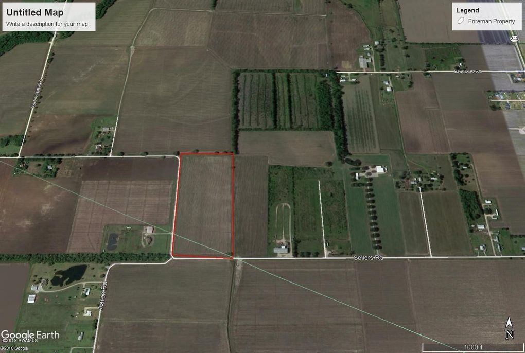 Sellers Rd Rayne La 70578 Land For Sale And Real Estate Listing