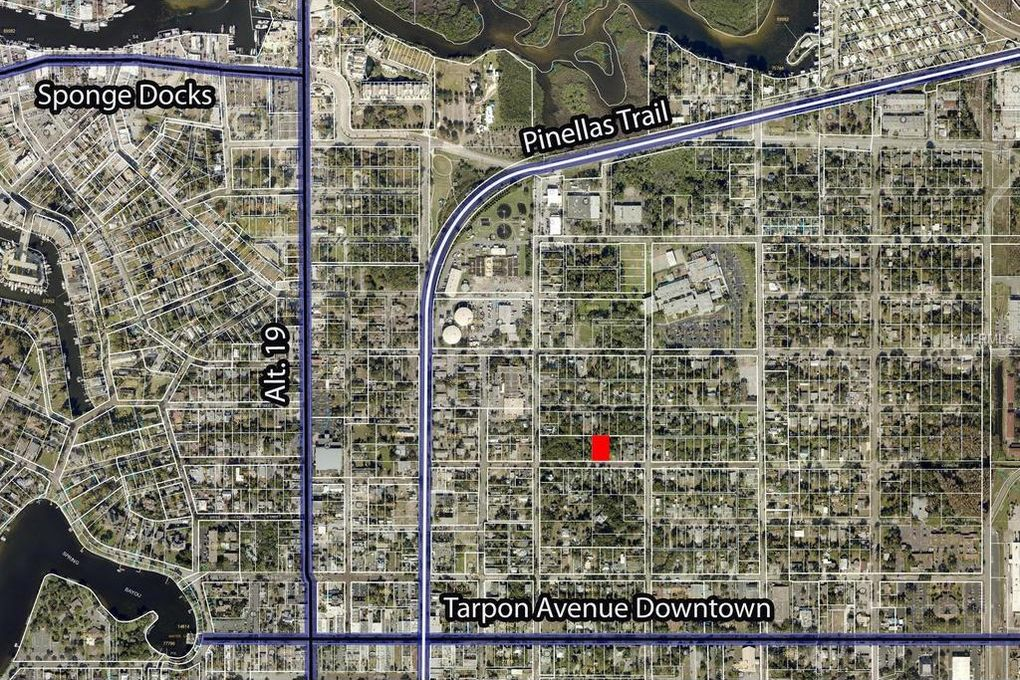 W Cypress St E Tarpon Springs FL Land For Sale and Real