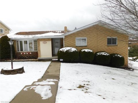 2603 Cherry Ave, Steubenville, OH 43952