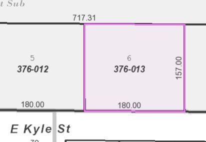 Kyle St Lot 6, Ogden, IL 61859