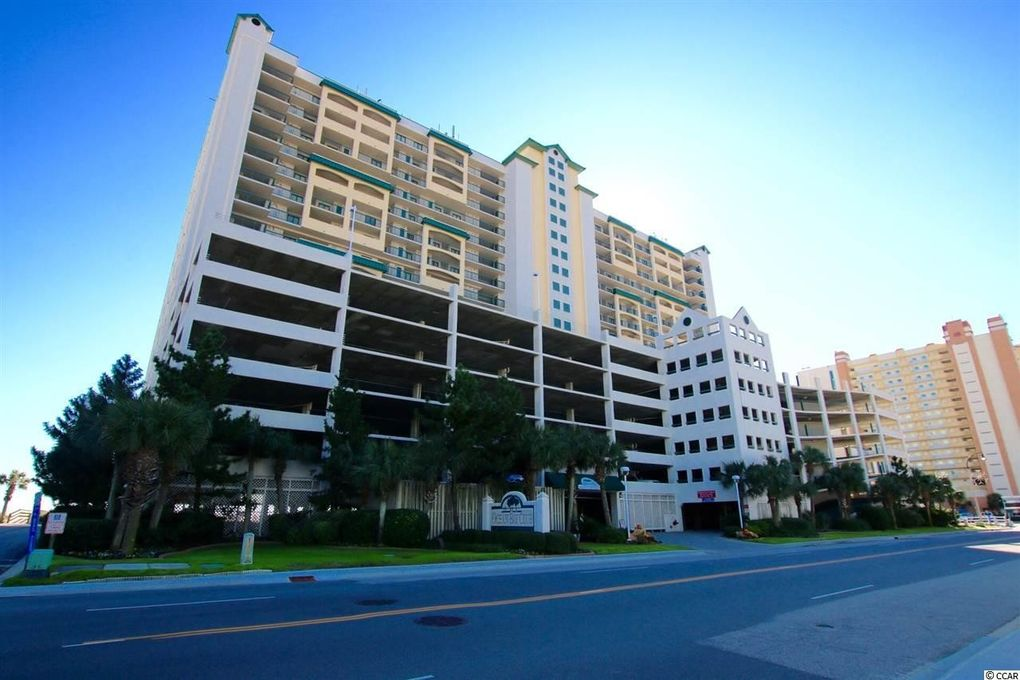 201 S Ocean Blvd Unit 1703 North Myrtle Beach Sc 29582