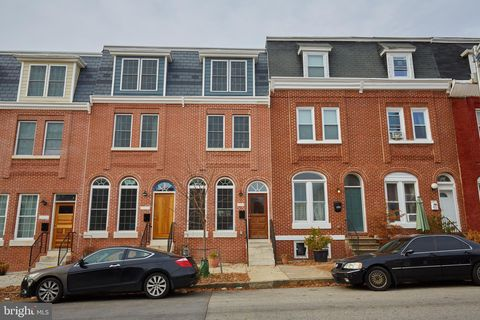 Photo of 1608 Barclay St, Baltimore, MD 21202