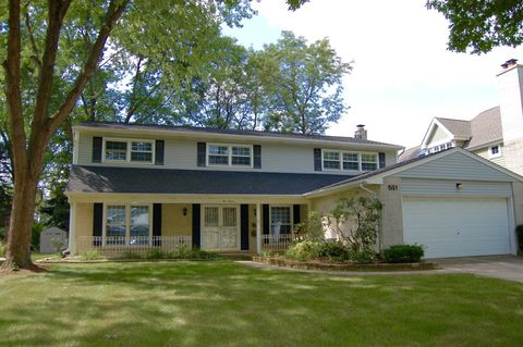 511 W Haven Dr, Arlington Heights, IL 60005
