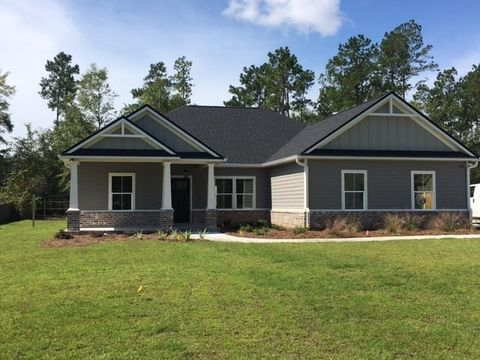 Counrty Club Dr Lot 35, Crawfordville, FL 32327